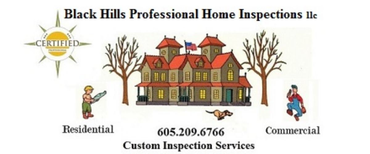 Black Hills Professional Home Inspections Llc Banner Image