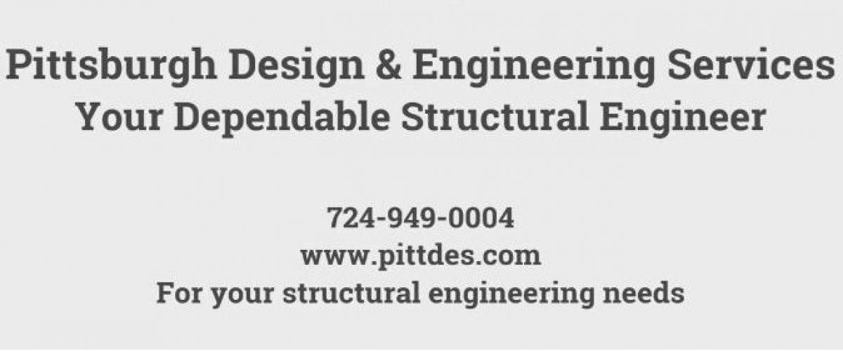 Pittsburgh Design & Engineering Services LLC banner image